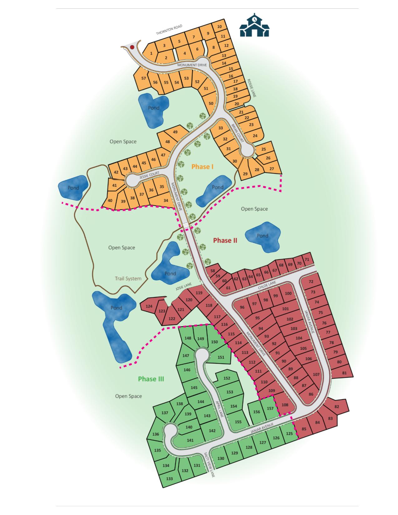 New Plat map BLANK